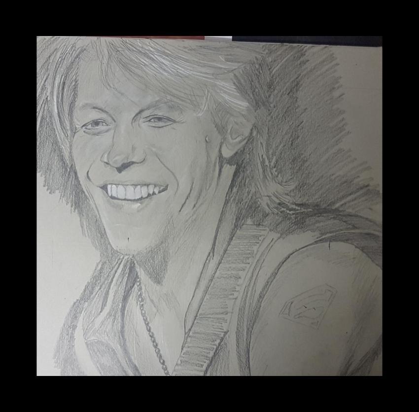 Jon Bon Jovi por Varoh